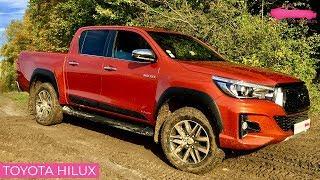 vuclip Essai OFFROAD - Toyota Hilux Invincible avec IBRA !!! - Le Vendeur Automobiles