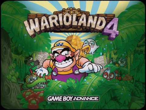 Wario Land 4 music- Credits