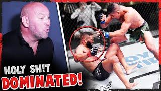 Reactions to Tyron Woodley vs Gilbert Burns at UFC Vegas, Jon Jones GOES OFF on Dana White AGAIN