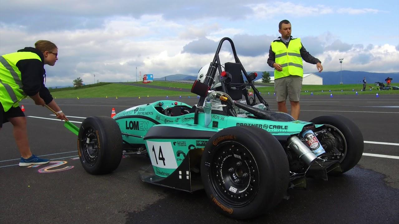 Download BME Motorsport - First Formula Student Car