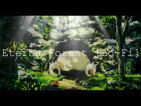 [Lo-Fi] Pokémon - Eterna Forest (Diamond//Pearl\\Platinum) {Beat Mix}