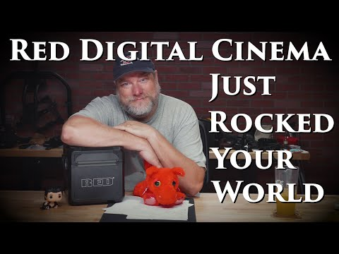 Red Digital Cinema Just Rocked Your World   Here's Why