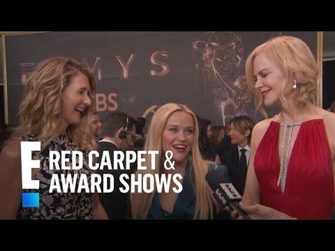 """""""Big Little Lies"""" Stars Really Want to Make Season 2 Happen!   E! Live from the Red Carpet"""