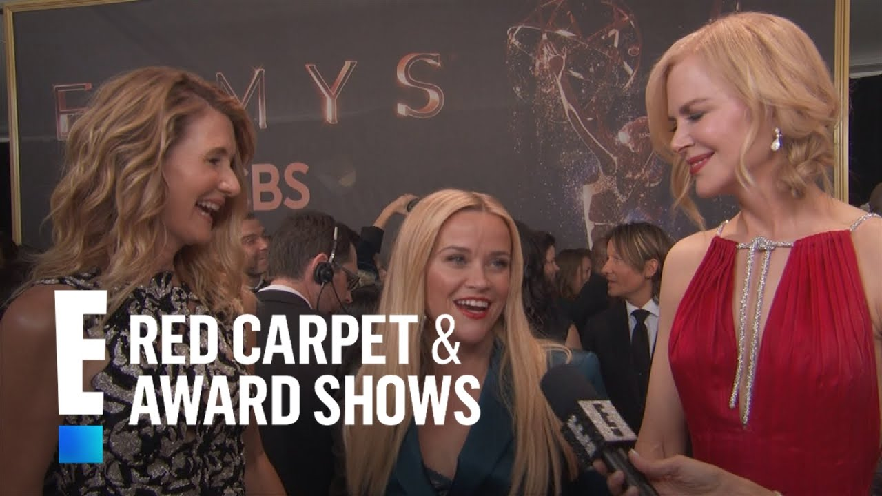 Big little lies stars really want to make season 2 happen e red carpet award shows youtube - Watch e red carpet online ...