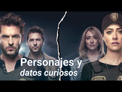 """""""Verdad Oculta"""" (Canal RCN) - Detalles de producción - Personajes y sinopsis"""