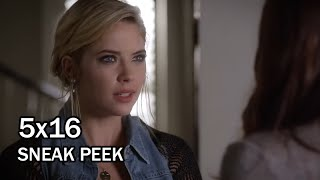 "Pretty Little Liars 5x16 Sneak Peek #1 - ""Over a Barrel"" - Season 5 Episode 16"