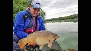 Pescuit la feeder Feeder fishing at Boddington Reservoir