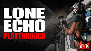 Lone Echo - The Complete Cinematic Walkthrough at 60fps