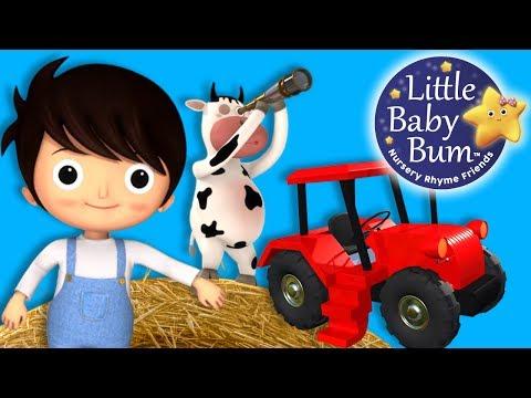 Little Baby Bum | Little Boy Blue | Nursery Rhymes for Babies | Songs for Kids