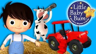 Little Boy Blue | Nursery Rhymes | By LittleBabyBum