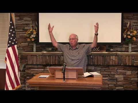 Sunday Service - July 18, 2021 - Heb 11:20-29 Needing Faith The Most