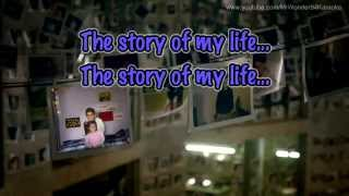 One Direction   Story Of My Life  Karaoke   Instrumental