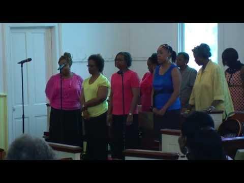 HHMBC Choir June 16, 2013