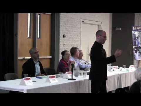 2.1. Replacing the Millennium Development Goals (Panel) at ASAP Canada Launch, Ryerson University