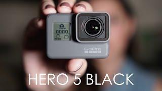 GoPro Hero 5 Black | Unboxing e Review PT Brasil