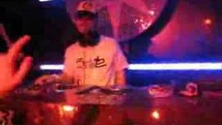 www.Real-House.nl DJ Roog wears Real-House T-Shirt