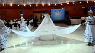 Шоу балет Ва-Банк выход невесты