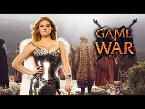 Game Of War: Full Live Action Trailer -