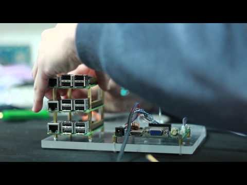 """""""Small"""" Big Data Raspberry Pi Scalable Cluster"""