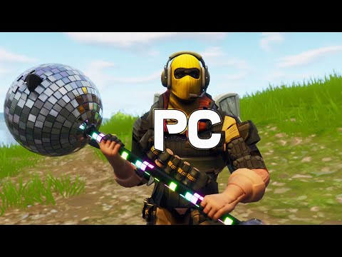 When I Use A Controller On PC FORTNITE