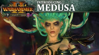 Total War: WARHAMMER 2 - Introducing... Medusa