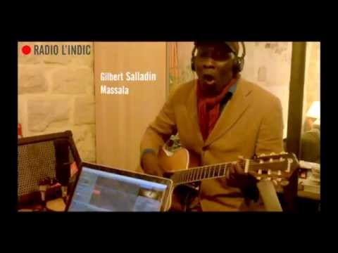 Soupirs du paysan-GILBERT MASALA chez Radio l'indic #2