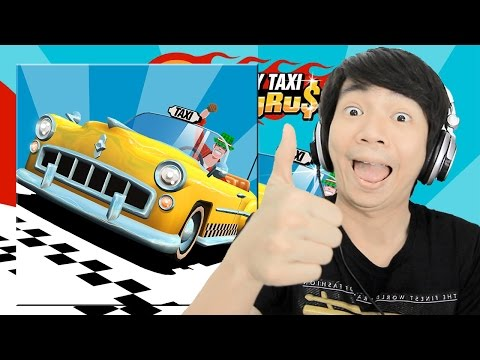 Let's Go - Crazy Taxi™ City Rush - IOS Android Gameplay |
