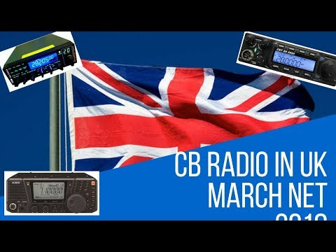 UK CB Radio.  Best of March action on 27.305 Mhz