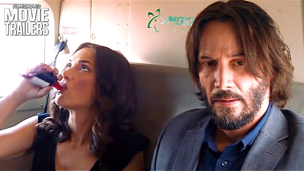 Destination Wedding Trailer New 2018 Keanu Reeves Winona Ryder Movie Youtube
