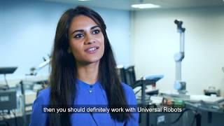 Join Universal Robots Boston Office