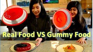 رندو: تحدي الأكل الحقيقي ضد الجيلاتين