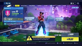 FORTNITE PRIVATE LOBBY WITH CODE / 2000 vbucks giveaway /JUGADOR AGRESIVO # TMM