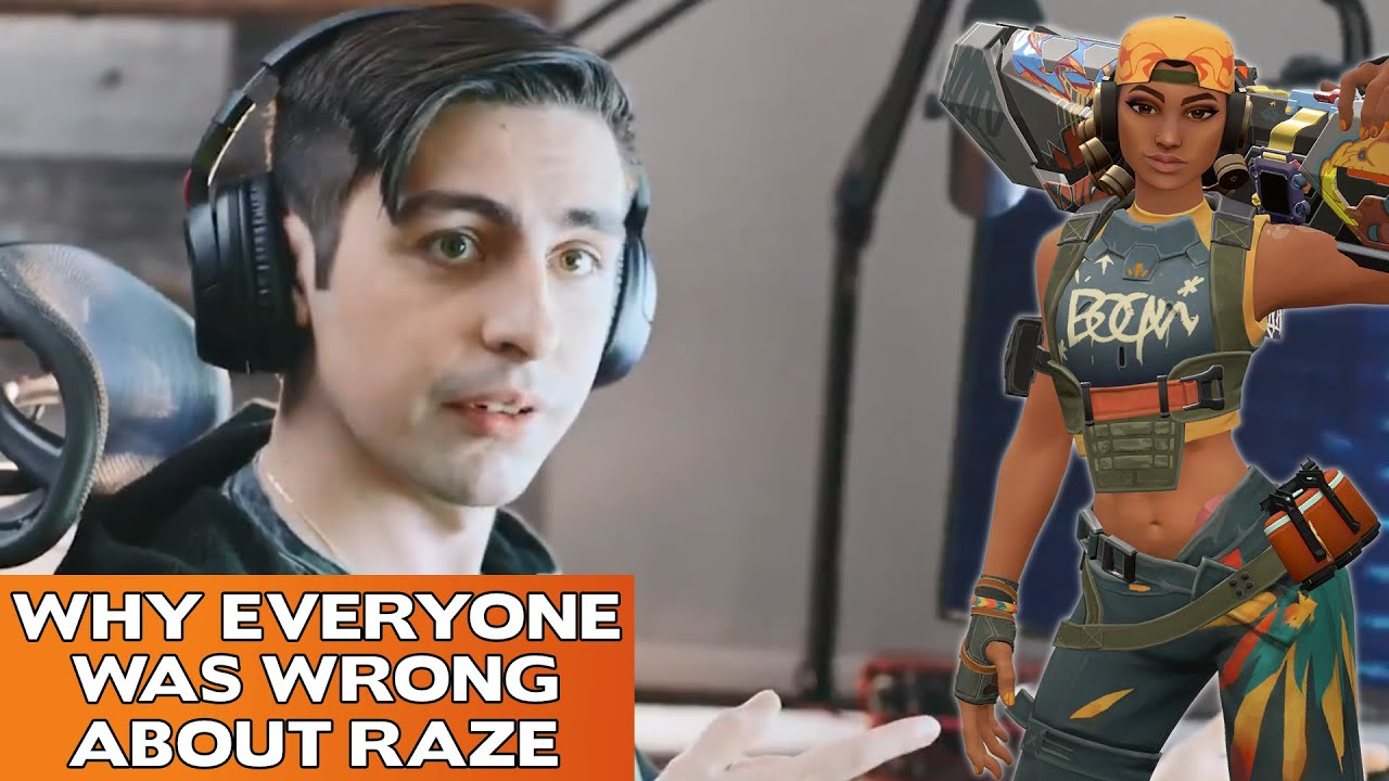 Why Everyone Was Wrong About Raze || Valorant