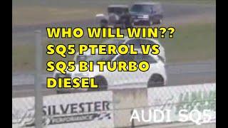 OUR 2014 AUDI SQ5 SUPERCHARGED VS NZ SPEC SQ5 TWIN TURBO DIESEL