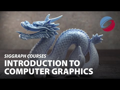 "SIGGRAPH University : ""Introduction to 3D Computer Graphics"""