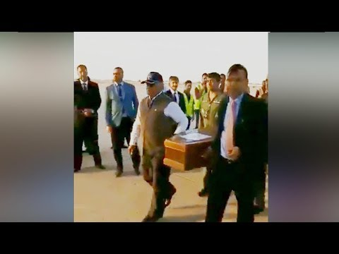 VK Singh to bring back mortal remains of 38 Indians from Iraq