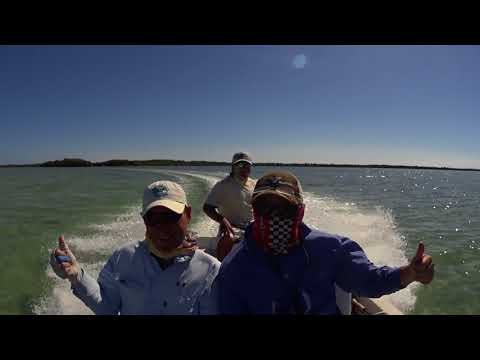 Fly Fishing Xcalak Video
