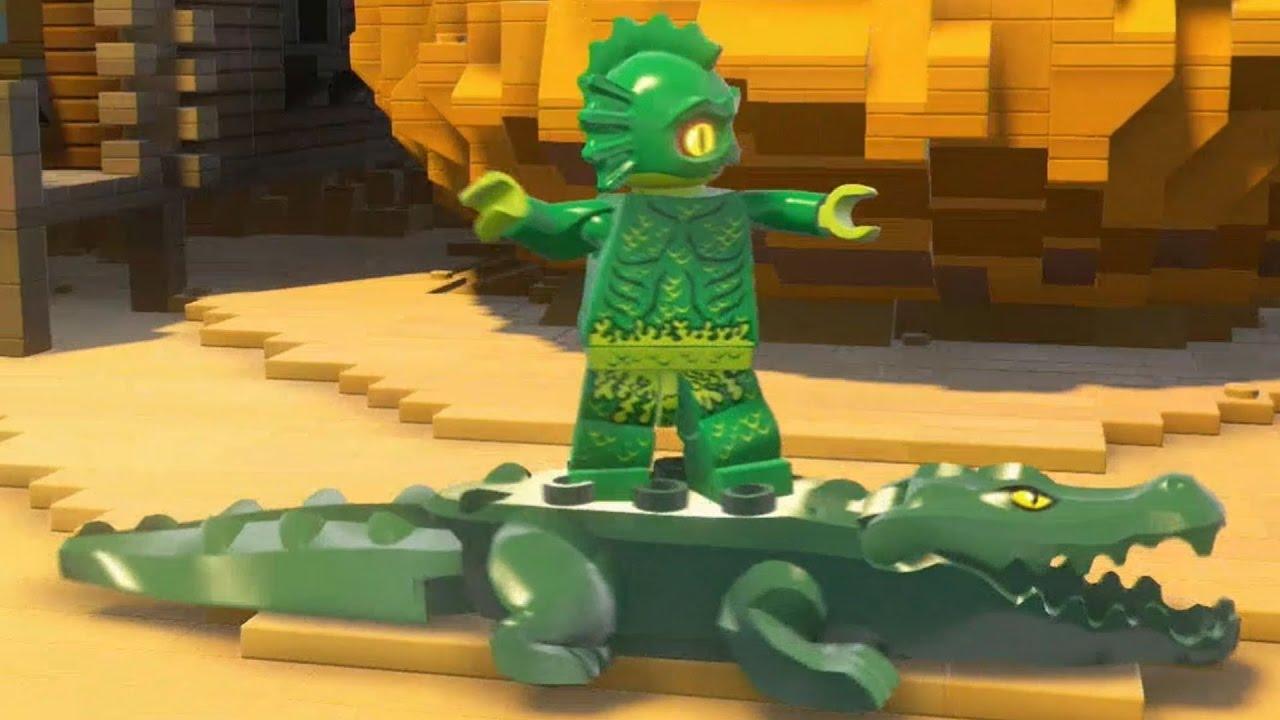lego worlds crocodile open world free roam gameplay. Black Bedroom Furniture Sets. Home Design Ideas