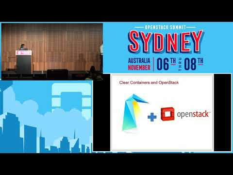 Fast and secure Clear Containers on OpenStack. A winner!