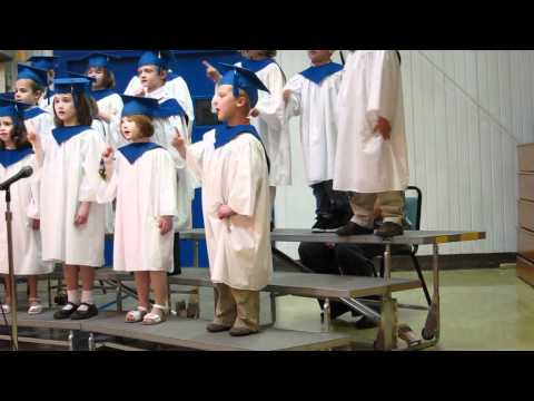 2011 Kindergarten Graduation - Zion Lutheran School, Marengo, IL