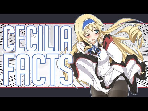 5 Facts About Cecilia Alcott - Infinite Stratos