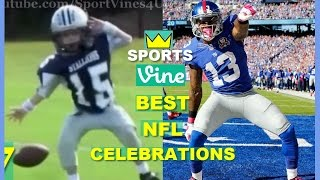 Best CELEBRATIONs in Football Vines Compilation Ep #1 | Best Touchdown Celebrations