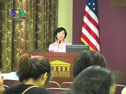 """""""From Victims to Witness'' Offers Opportunities Cambodians in Lowell, MA (Cambodia news in Khmer)"""