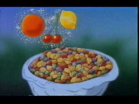 Fruity Pebbies Commercial