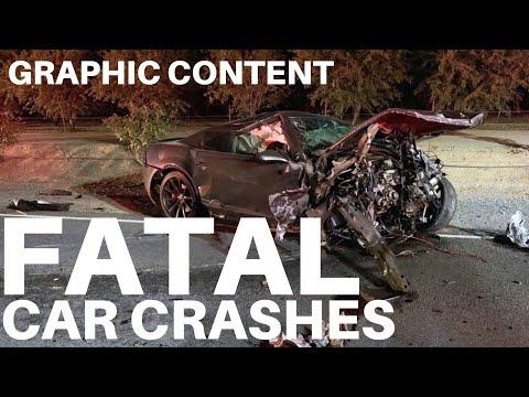 (GRAPHIC) Fatal Crashes