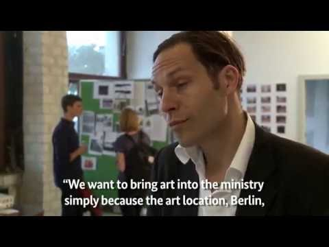 New perspectives: AArtist in residence at the Foreign Office