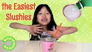 Video Comment faire les Slushies les plus faciles - BOOWHOWOO Science & Cooking Life hack download MP3, 3GP, MP4, WEBM, AVI, FLV Desember 2017