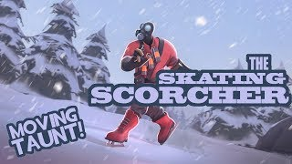 [SFM] The Skating Scorcher! [Taunt]