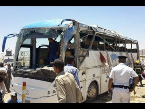 Egypt Air strikes on Libya Terrorist camps 4 attack Christian Bus Egypt Breaking May 25 2017