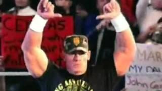 WWE RAW 2007 opening intro + opening Pyro